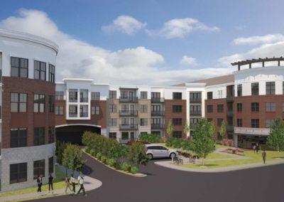 Cox Road, Luxury Apartments