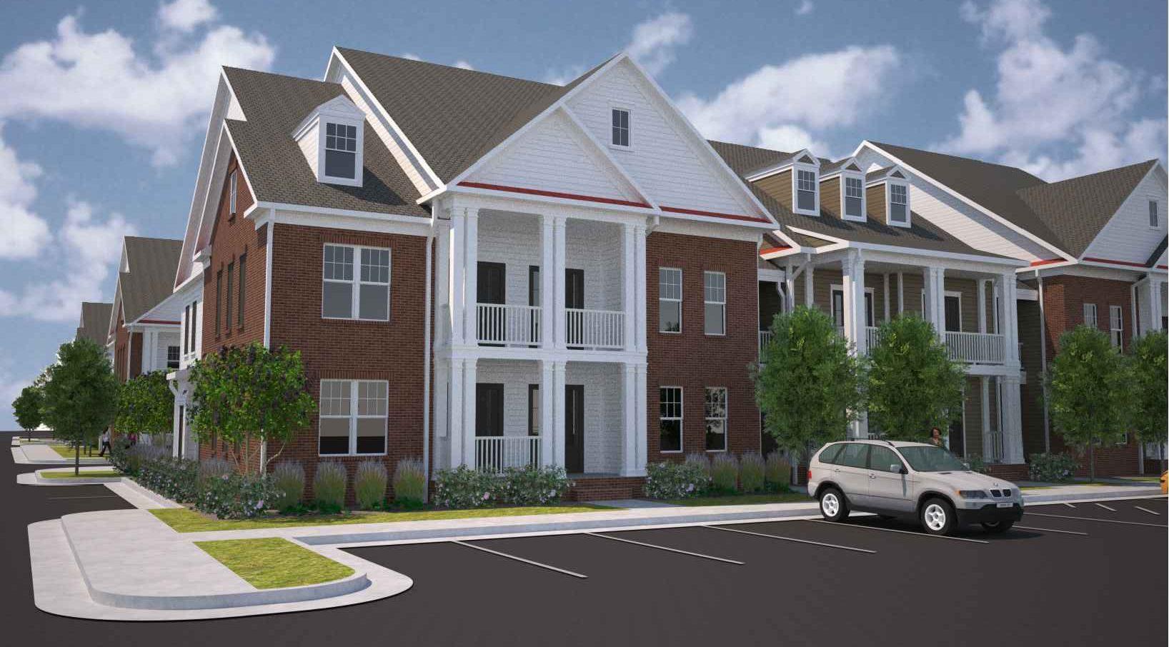 New Luxury High Street View Apartments Williamsburg VA
